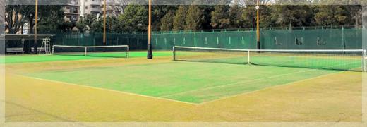 テニス × 石川