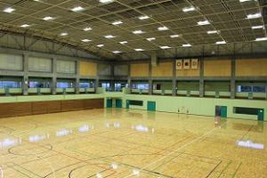 三郷市総合体育館