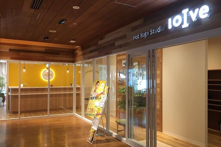 ホットヨガスタジオ loIve(ロイブ)福岡PARCO店