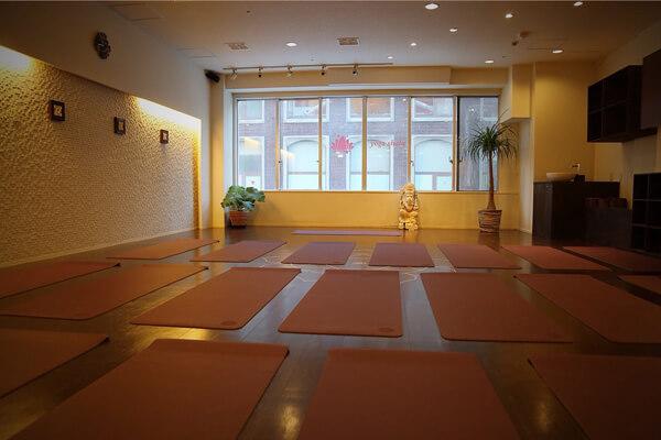 札幌ヨガスタジオ ヨガ・シャラ 大通スタジオ