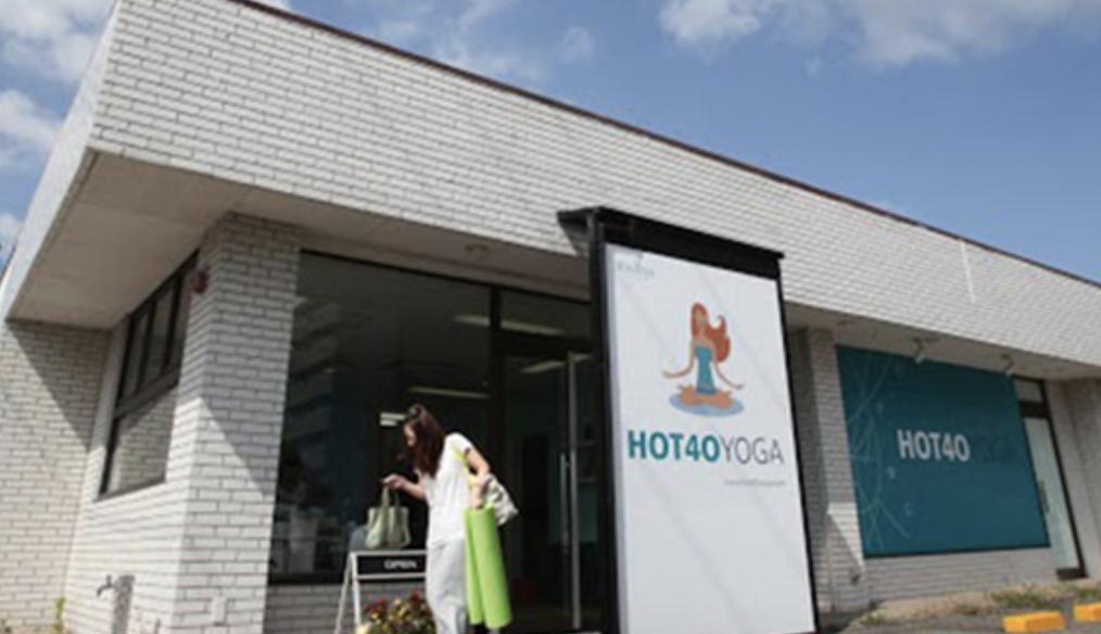 HOT40YOGA 新潟黒埼店