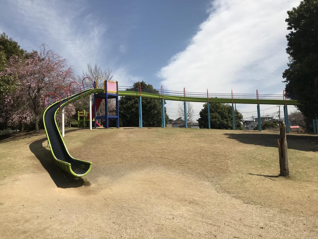 春岡中央公園(旧名称:深作中央公園)