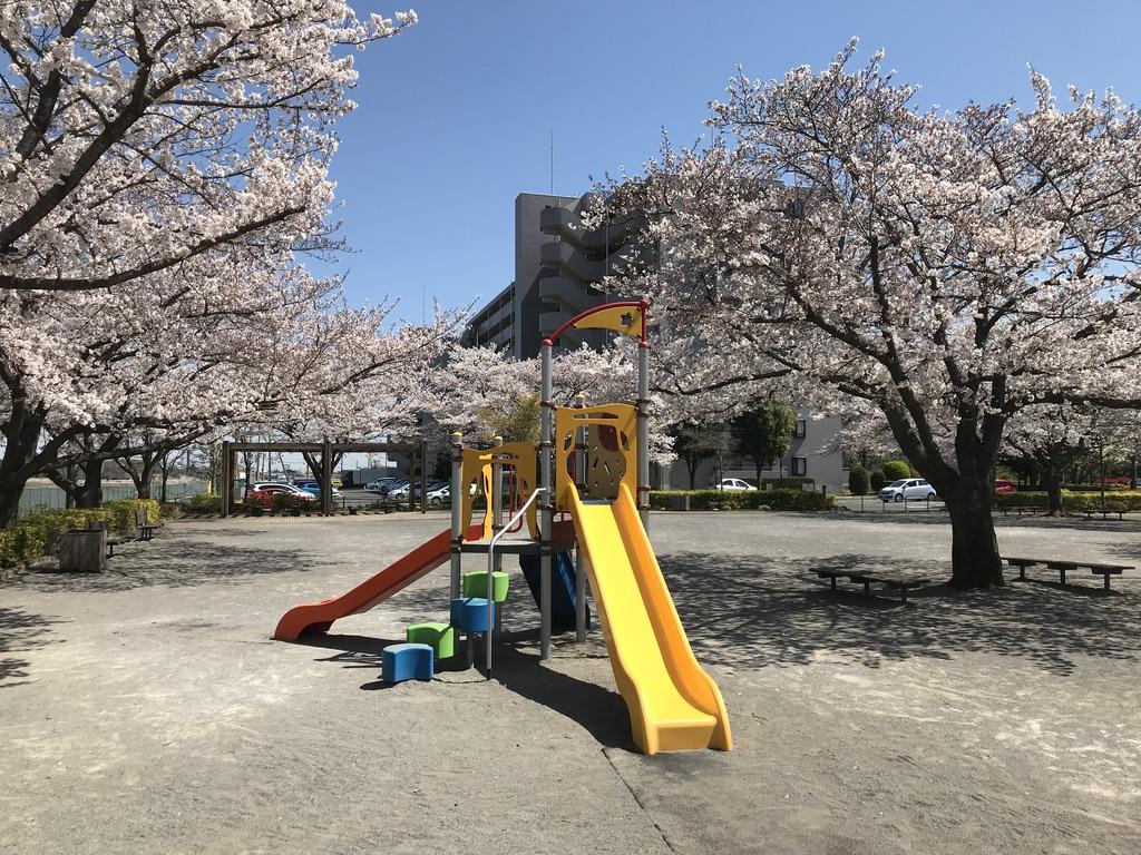 上の前公園