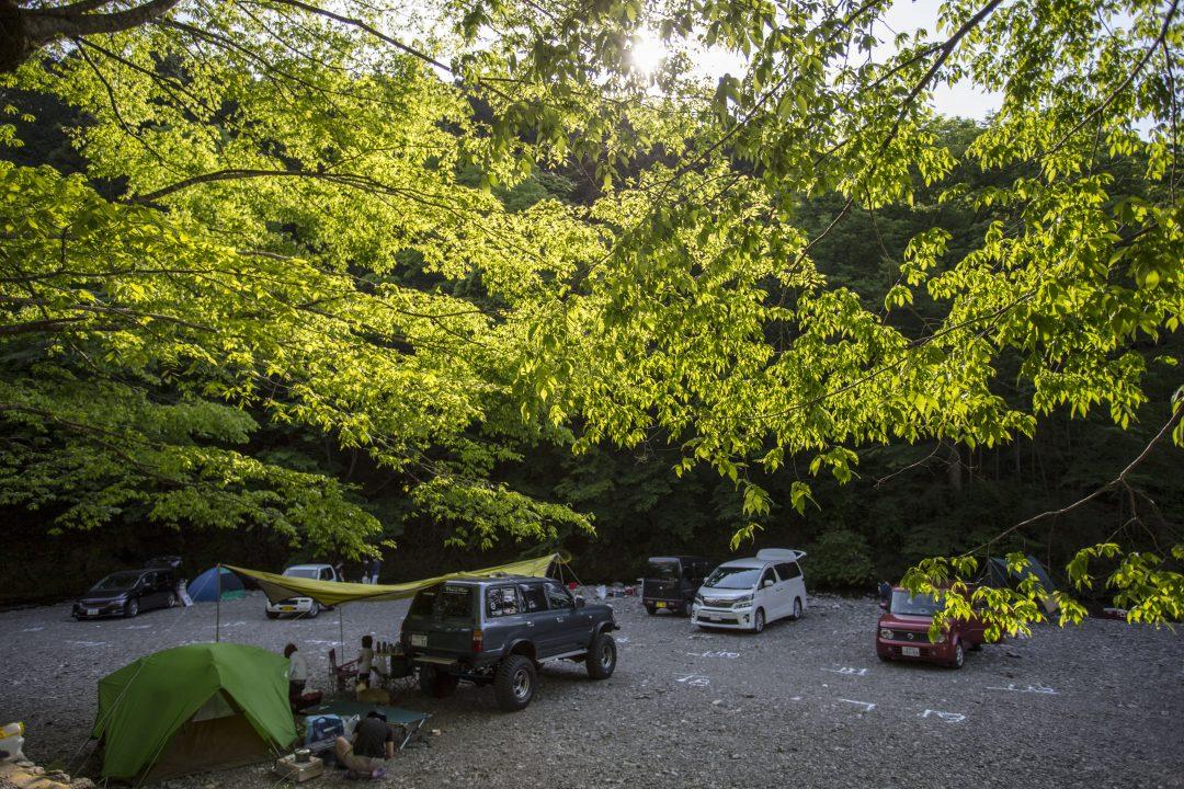 古民家ファミリービレッジ キャンプ/バーベキュー場