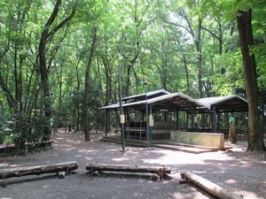 グリーンライフ猿花キャンプ場(青少年野外活動施設)