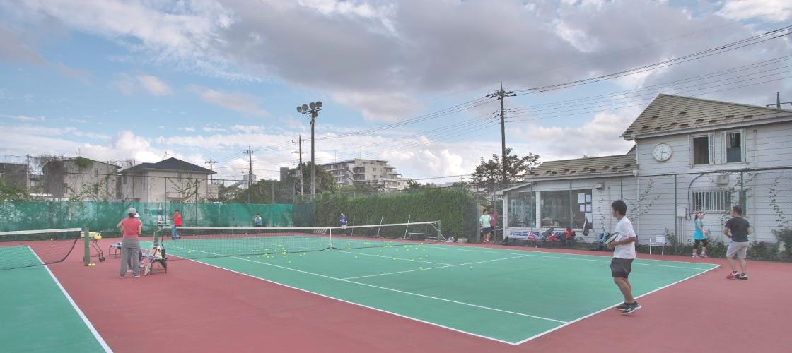 ファンテニススクール八潮