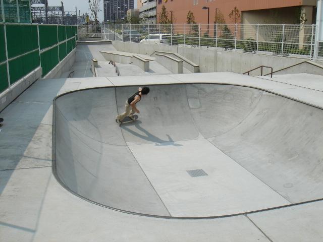 川口スケートパーク