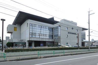 茨木市立市民体育館