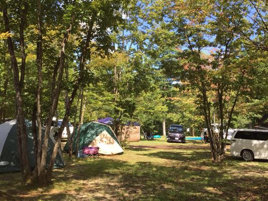 日光・まなかの森 キャンプ&スパリゾート