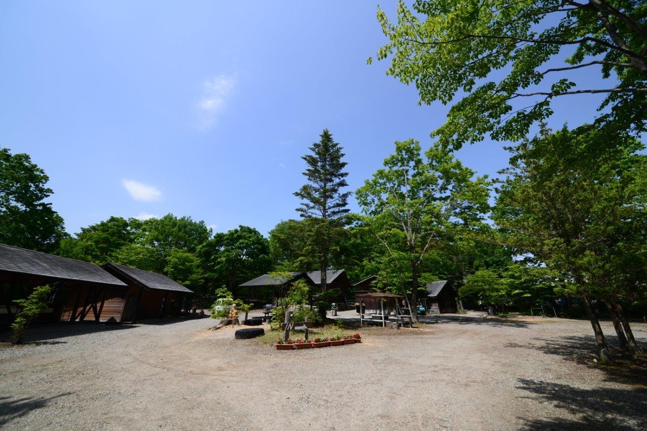 ホリデーキャンプ場
