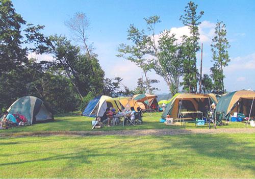 鷲の巣キャンプ場(わしのす)