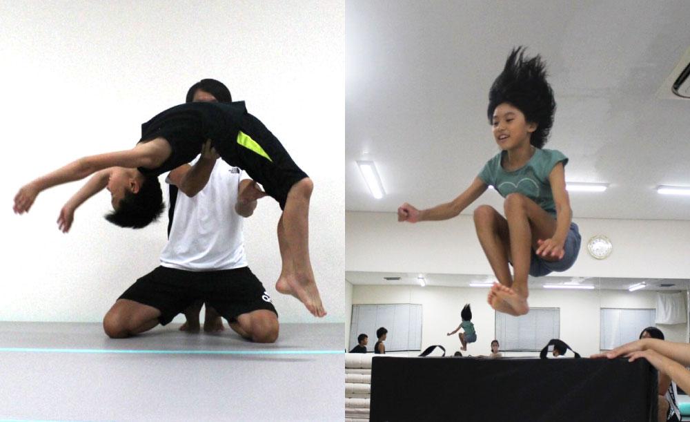KONアクロバット・体操教室