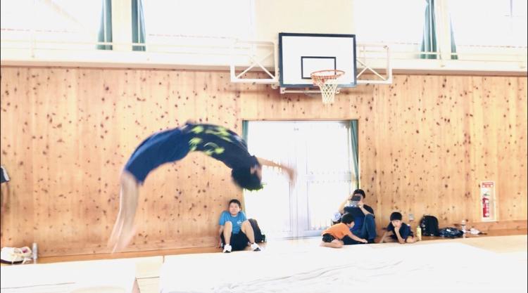 静岡県バク転協会