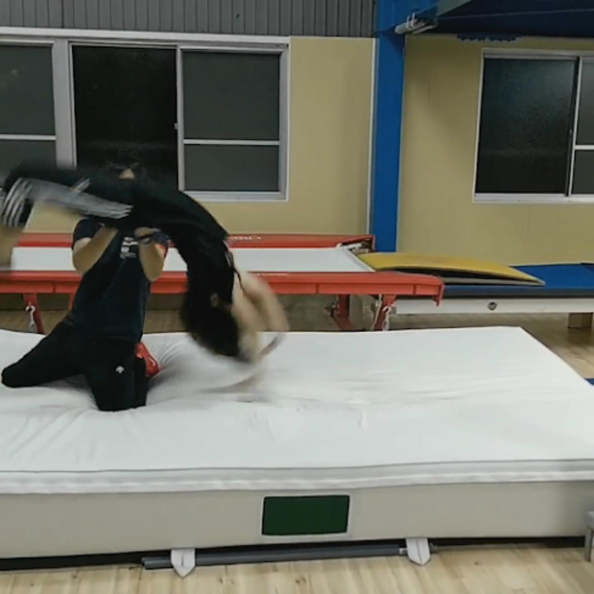 R器械体操教室
