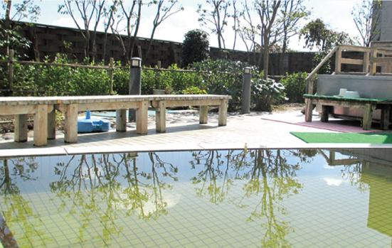 日本三大美肌の湯 きつれがわ温泉
