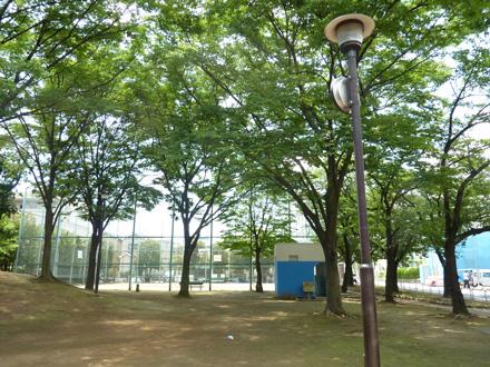 一ツ家第二公園