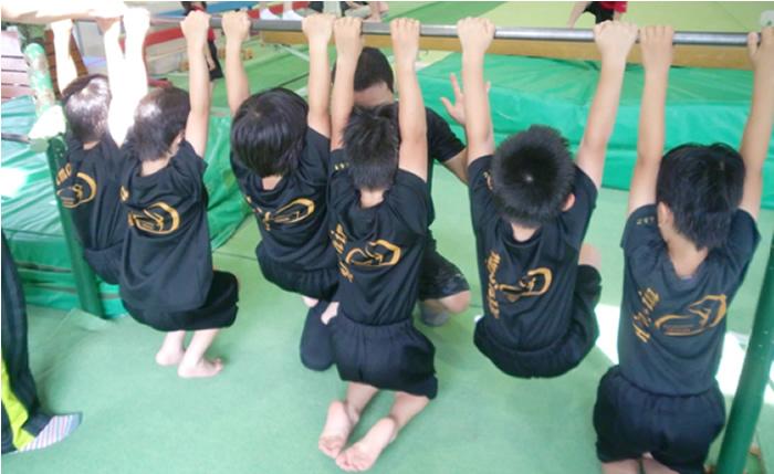 広島ジムフレンズ体操教室