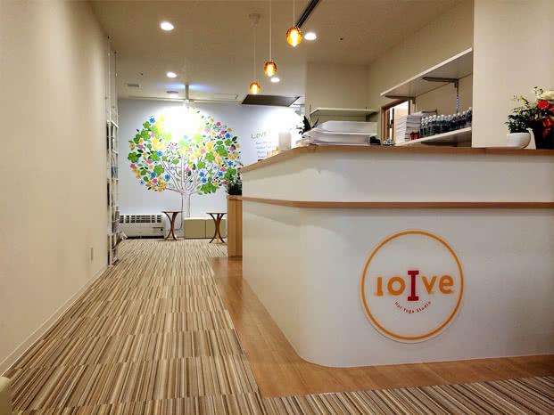 ホットヨガスタジオ loIve(ロイブ)函館店