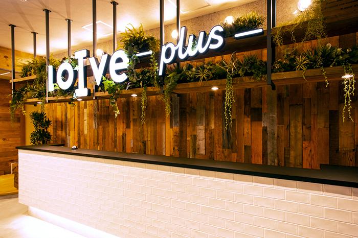 ホットヨガスタジオ loIve(ロイブ) プラス銀座店