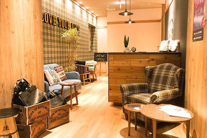 ホットヨガスタジオ loIve(ロイブ)神戸三宮店