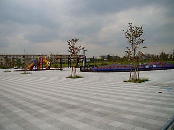 新河岸東公園
